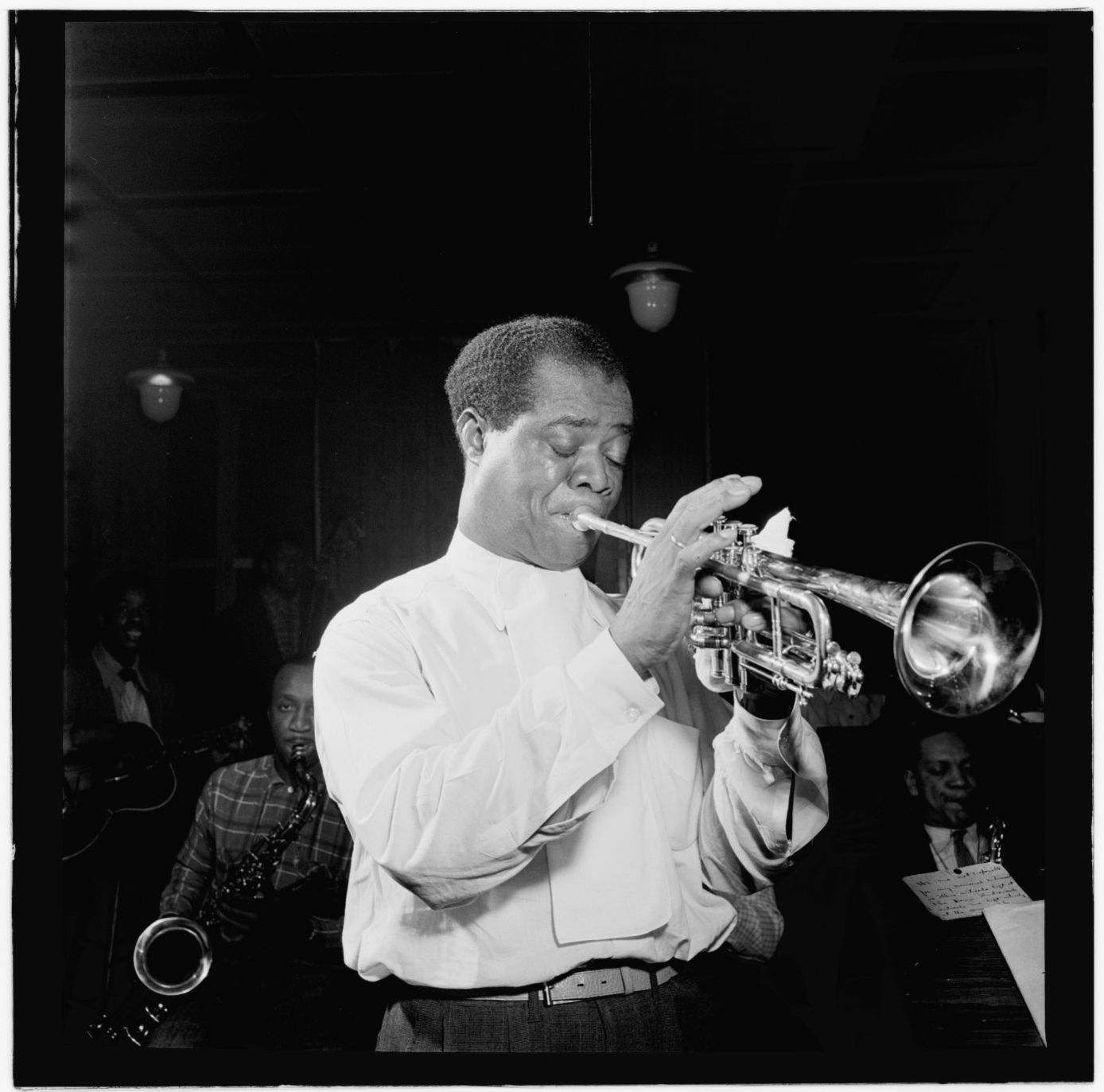 Best Jazz Recordings Louis Armstrong