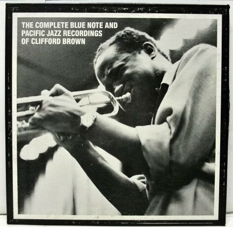 The Complete Blue Note and Pacific Jazz Recordings of Clifford Brown (5 LPs)