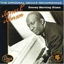 Best Jazz Albums – James P. Johnson