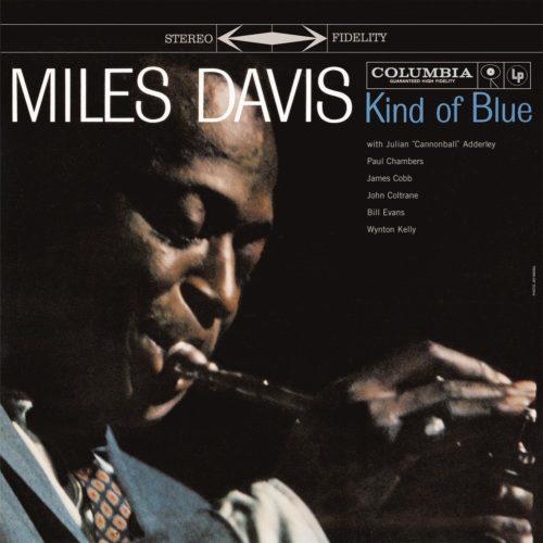 Miles Davis With John Coltrane Kind Of Blue