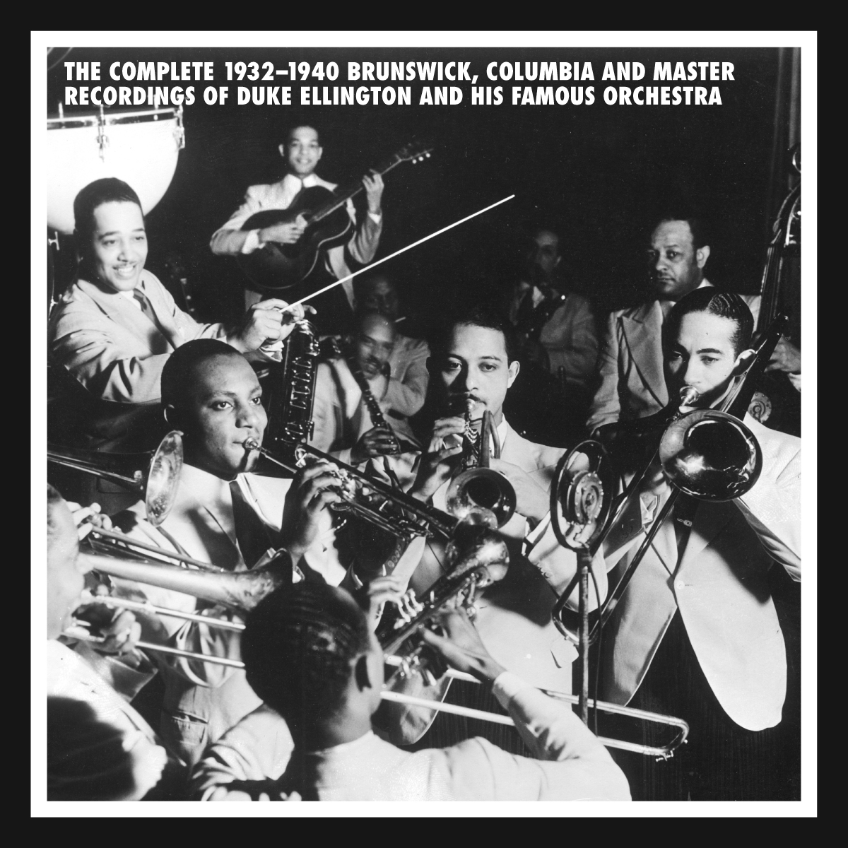 The Complete 1932-1940 Brunswick/Columbia/Master Recordings of Duke Ellington and His Famous Orchestra (11 CDs)