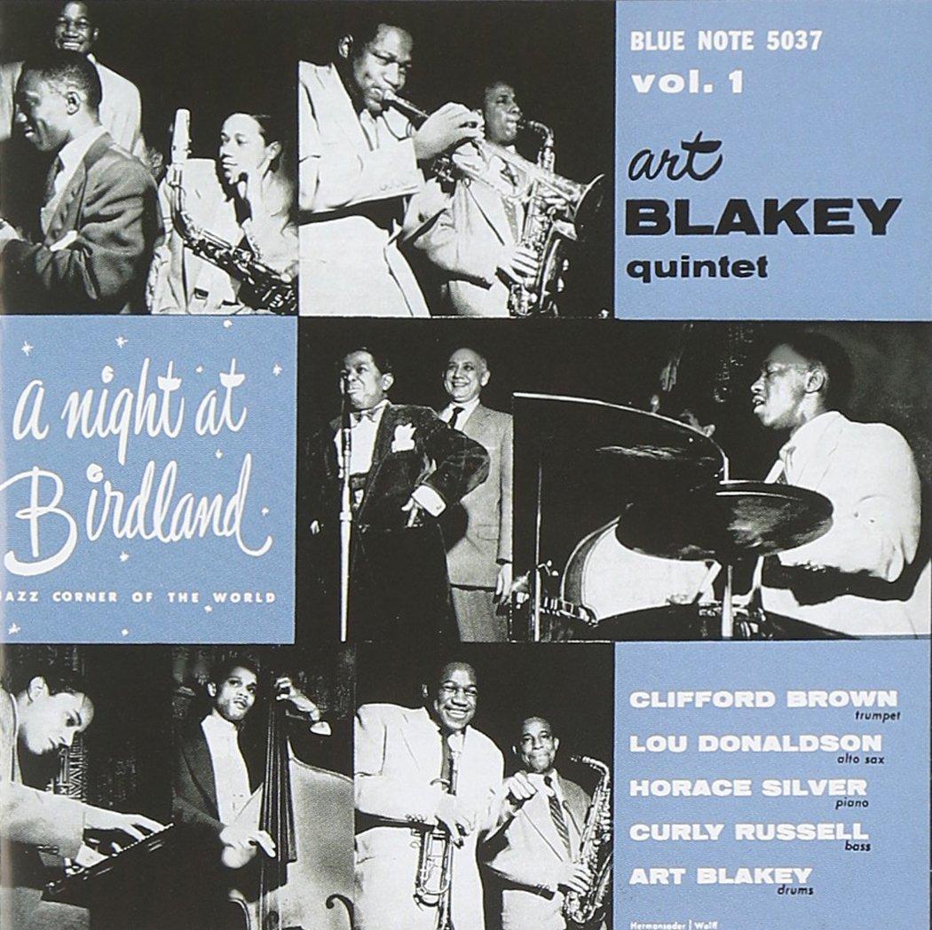 Art Blakey Night at Birdland