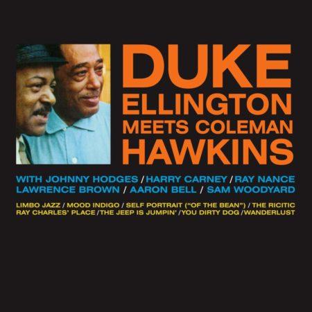 Duke Ellington: With John Coltrane and Coleman Hawkins