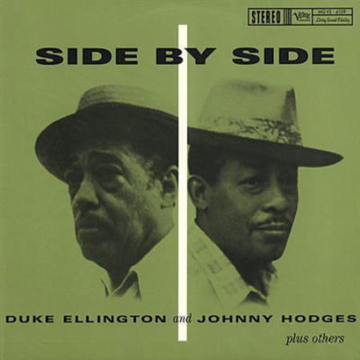 Johnny Hodges side by side